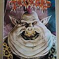 Tankard - Tape / Vinyl / CD / Recording etc - Tankard - Fat, ugly & live - Promo Poster (copy)