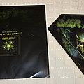 Overkill - Last man standing - Shape Vinyl Tape / Vinyl / CD / Recording etc