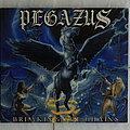 Pegazus - Breaking the chains - lim.edit.Digipack CD