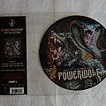 Powerwolf - Tape / Vinyl / CD / Recording etc - Powerwolf - Kiss of the cobra king - lim.edit.Pic-Single