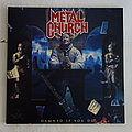 Metal Church - Tape / Vinyl / CD / Recording etc - Metal Church - Damned if you do - LP