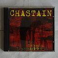 Chastain - Tape / Vinyl / CD / Recording etc - Chastain - In dementia - Full case Promo CD
