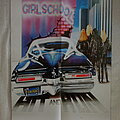 Girlschool - Other Collectable - Girlschool / Razor - Poster
