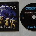 Comecon - Tape / Vinyl / CD / Recording etc - Comecon - Fable frolic - Promo CD