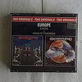 Europe - Tape / Vinyl / CD / Recording etc - Europe - Europe + Wings of tomorrow - DoCD.