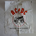 AC/DC - Other Collectable - AC/DC - carryout bag