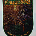 Carnage - Patch - Carnage - Dark recollections - Backpatch