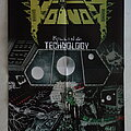 Voivod - Other Collectable - Voivod / Hellhammer - Poster