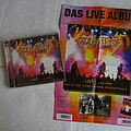 Crematory (GER) - Tape / Vinyl / CD / Recording etc - Crematory - Live...at the Out of the dark festival - Full case Promo CD