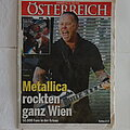 Metallica - Other Collectable - Metallica - Newspaper 2