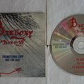 Bathory - Tape / Vinyl / CD / Recording etc - Bathory - Blood on ice - Promo CD