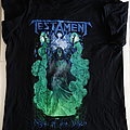 Testament - Night of the Witch - Tour Shirt