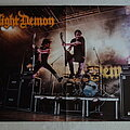 Night Demon - Other Collectable - Night Demon / Cirith Ungol - Poster