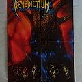 Benediction - Other Collectable - Benediction / Nifelheim - Poster