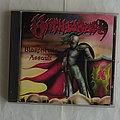 Witchburner - Blasphemic assault - orig.Firstpress CD