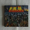 F.K.Ü. - Tape / Vinyl / CD / Recording etc - F.K.Ü. - 4: Rise of the mosh mongers - Digipack CD