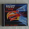 Riot City - Burn the night - CD