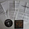 Cataract - Tape / Vinyl / CD / Recording etc - Cataract - Kingdom - Promo CD