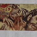 Aborted - Other Collectable - Aborted - Global flatline - Promo sticker
