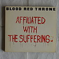 Blood Red Throne - Tape / Vinyl / CD / Recording etc - Blood Red Throne - Affiliated with the suffering - lim.edit.Digipack CD