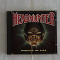 HEADHUNTER - Tape / Vinyl / CD / Recording etc - Headhunter - Parody of life - orig.Firstpress CD