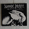 Napalm Death - Tape / Vinyl / CD / Recording etc - Napalm Death - All things being equal - Digisleeve CD