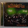 Attick Demons - Tape / Vinyl / CD / Recording etc - Attick Demons - Back to the attick...live! CD