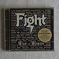 Fight - Tape / Vinyl / CD / Recording etc - Fight - War of words - CD