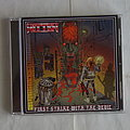 Hitten - First strike with the devil - Re-release CD