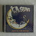 L.A. Guns - Tape / Vinyl / CD / Recording etc - L.A.Guns - Man in the moon - CD