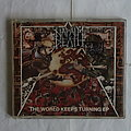 Napalm Death - The world keeps turning - E.P. CD