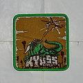 Kyuss - Patch - Kyuss - Lizard - Patch