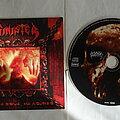 Sinister - Tape / Vinyl / CD / Recording etc - Sinister - Aggressive measures - Promo CD