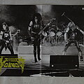 Voivod - Other Collectable - Voivod / Warrel Dane - Poster