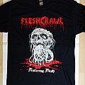 Fleshcrawl - TShirt or Longsleeve - Fleshcrawl - Festering flesh - Tshirt