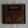 Anthrax - Tape / Vinyl / CD / Recording etc - Anthrax - The greater of two evil - Digipack CD