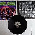 Overkill - Tape / Vinyl / CD / Recording etc - Overkill - Taking over - orig.Firstpress LP