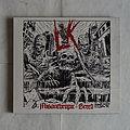 Lik - Tape / Vinyl / CD / Recording etc - Lik - Misanthropic breed - lim.edit.Digipack CD