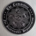 The Committee - Other Collectable - The Committee - Official Backpatch