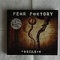 Fear Factory - Tape / Vinyl / CD / Recording etc - Fear Factory - Obsolete - lim.edit.Digipack CD