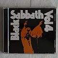 Black Sabbath - Tape / Vinyl / CD / Recording etc - Black Sabbath - Black Sabbath Vol4 - Re-release CD