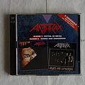 Anthrax - Tape / Vinyl / CD / Recording etc - Anthrax - Fistful Of Metal / Armed And Dangerous - CD