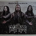 Belphegor - Other Collectable - Belphegor / ...unknown... - Poster