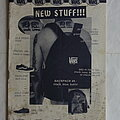 Miozän - Other Collectable - Mad Mob Records Newsletter from 1997