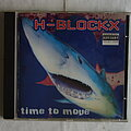 H-Blockx - Tape / Vinyl / CD / Recording etc - H-Blockx - Time to move - CD