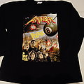 Anthrax - Volume 8 - Tour LS TShirt or Longsleeve