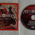 Helloween - Tape / Vinyl / CD / Recording etc - Helloween - United forces - CD