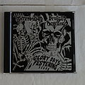 Interment / Brutally Deceased - Glory days festering years - CD