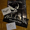 Helloween The Dark Ride - 2000 Official Promo Posters Other Collectable
