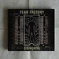 Fear Factory - Tape / Vinyl / CD / Recording etc - Fear Factory - Digimortal - lim.edit.Digipack CD